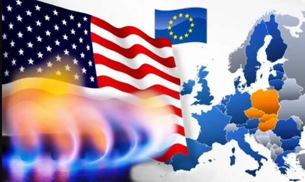 Экономист: США проигрывает России газовую гонку на рынке Евросоюза
