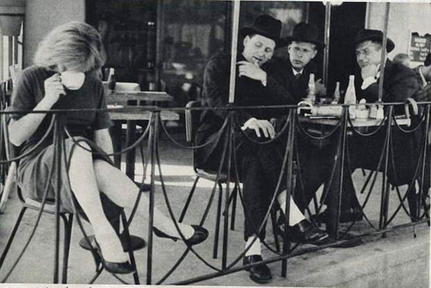 Все мужики - сволочи! ХХ век, винтаж, женщины, мужчины, ностальгия, приколы, фото, юмор