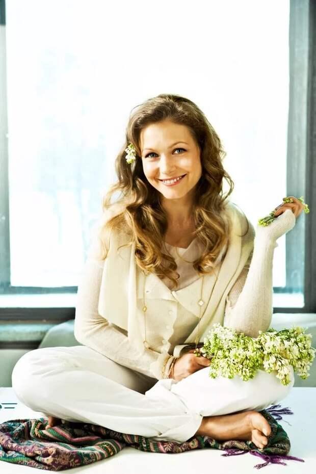 Самые красивые Российские актрисы: Эльвира Болгова