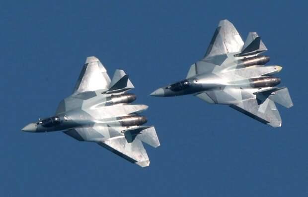Как массовая закупка Су-57 повлияет на противостояние с НАТО