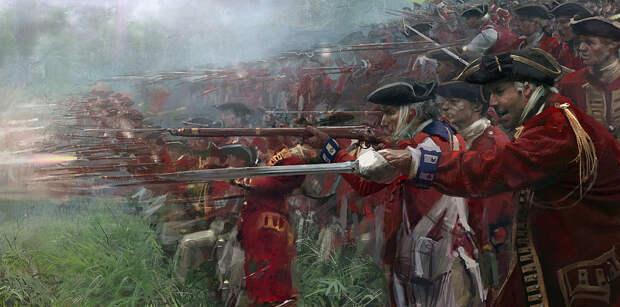 Мушкет: история легендарного оружия минувших веков