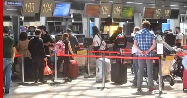 Авиакомпании России возобновили полеты на курорты Турции