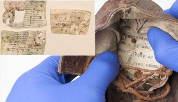 Послание, найденное в детском ботинке из Освенцима
