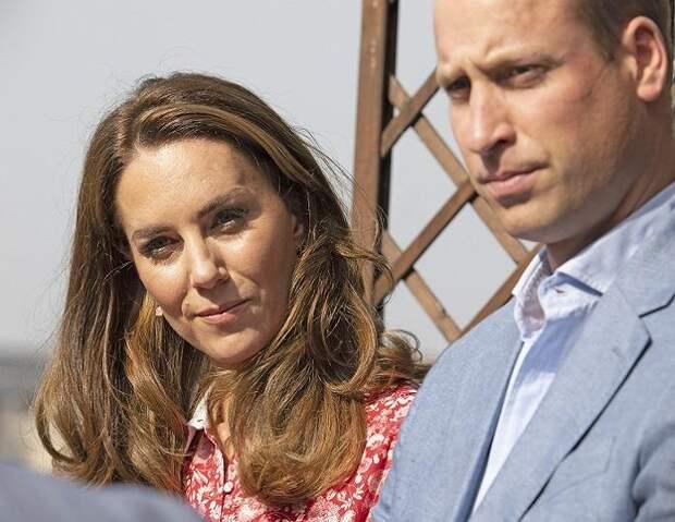И снова о муже Меган Маркл: Кейт Миддлтон и принц Уильям сделали официальное заявление