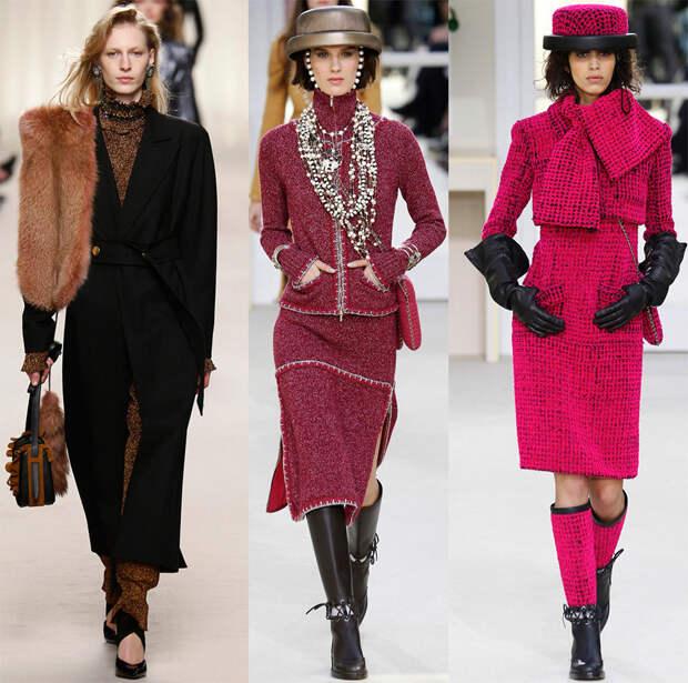 Что нужно знать о модных тенденциях 2016-2017