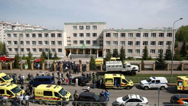 Журналисты Baza восстановили хронологию массового убийства в казанской школе