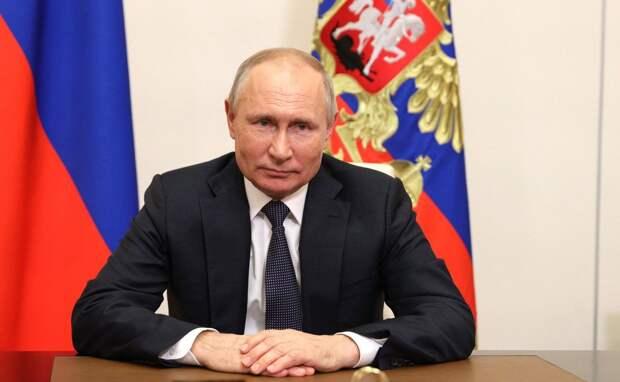 Путин поставил задачу воспитать тысячи блестящих ученых и инженеров