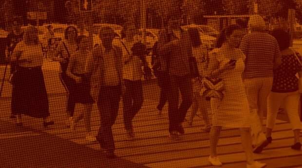 «Два километра тащили»: в Ростовской области из-за бездорожья гробы носят на руках через лес