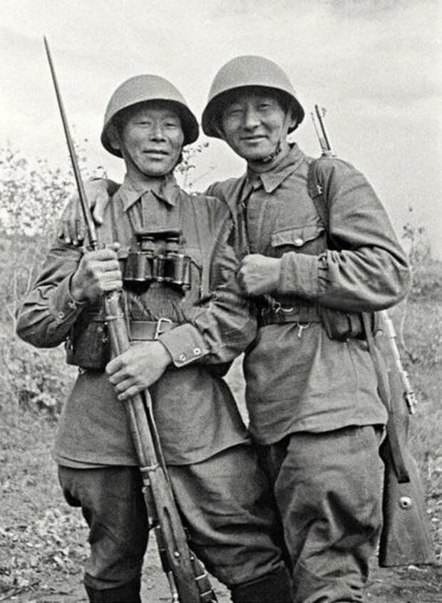Неграмотный снайпер-тунгус уничтожил 368 фашистов