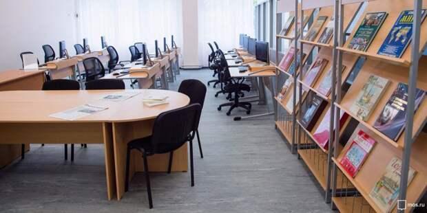 Компьютерный зал в библиотеке на Весенней откроется 23 июня