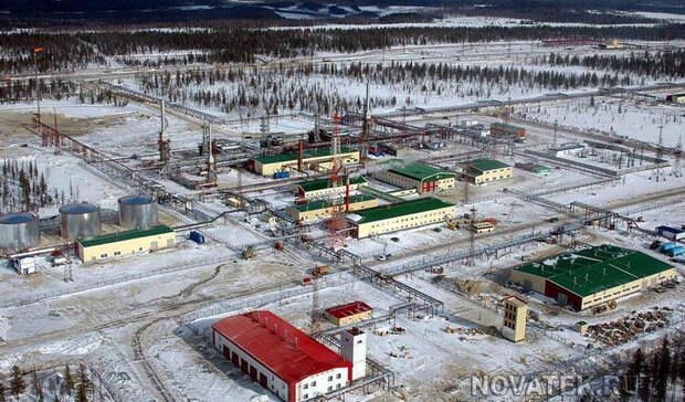 На12% увеличил НОВАТЭК переработку конденсата наПуровском ЗПК втретьем квартале 2020