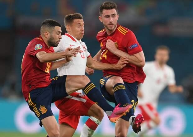 «Нам не хватило удачи». Альба – о матче с Польшей