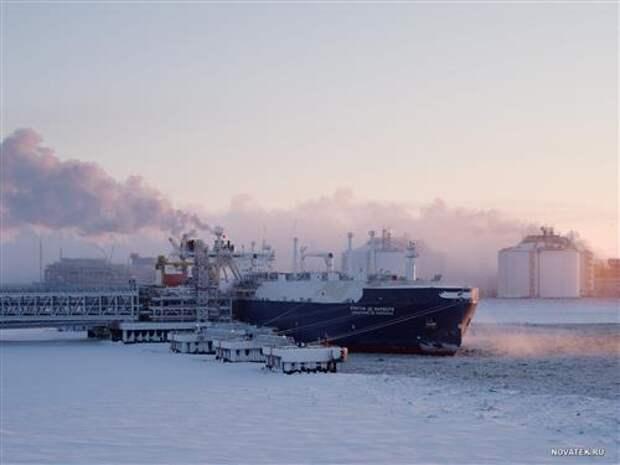 """Суда-газовозы """"НОВАТЭКа"""" самостоятельно прошли маршрут по Северному морскому пути"""