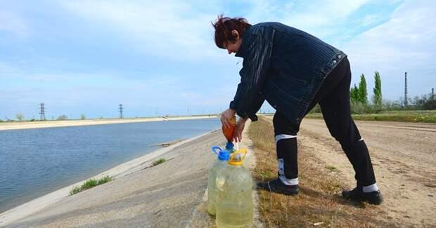 Россияне напомнили Украине об истинном хозяине Северо-Крымского канала