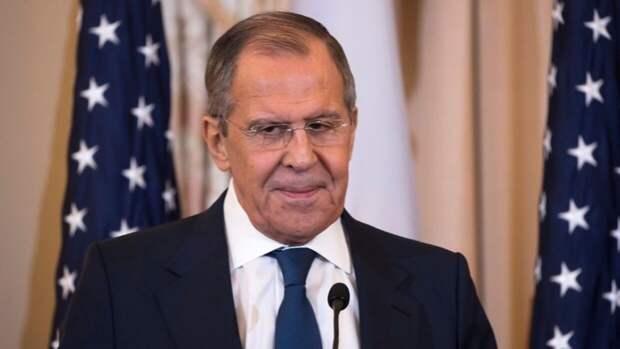 Сергей Лавров пошутил по поводу возможной встречи Путина и Байдена