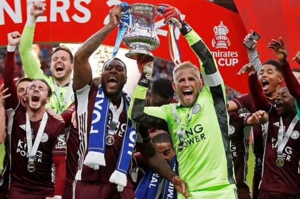 ФК «Лестер Сити» впервые в истории завоевал Кубок Англии