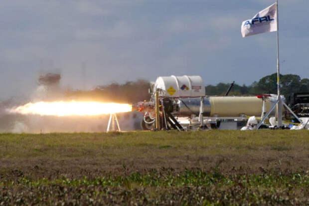 ВМС США провели первые испытания двигателя для гиперзвуковых ракет
