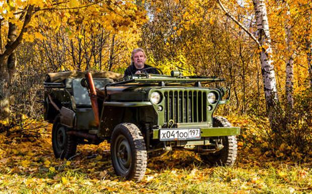 Самый популярный автомобиль войны: все факты о Willys MB4