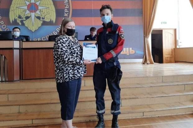 Студент МГУПП помогал ликвидировать последствия стихийного бедствия в Крыму