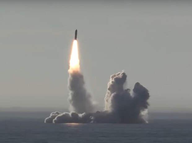 Американцы изумились тому, как русские запускают ракеты из-подо льда