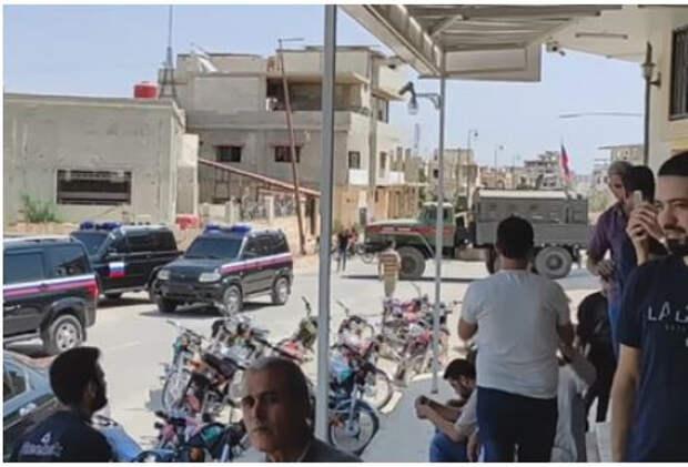 Российский спецназ вошел в горячую точку у границы с Израилем в Сирии