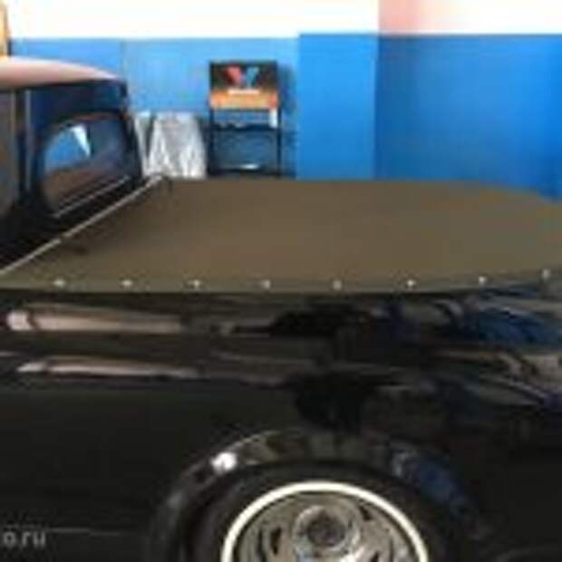 Тюнинг ГАЗ М20: элегантный пикап Победа в американском стиле