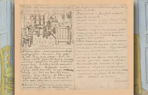 Письмо Винсента Ван Гога Гогену (17 октября 1888 г.)