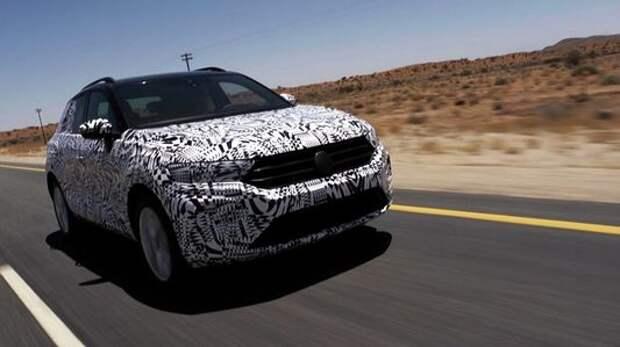 О, спорт: кроссовер Volkswagen T-Roc станет быстрым и злым