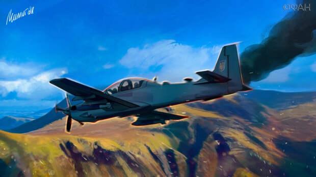Всего через 10 лет ВВС Украины превратятся в чисто символическую структуру
