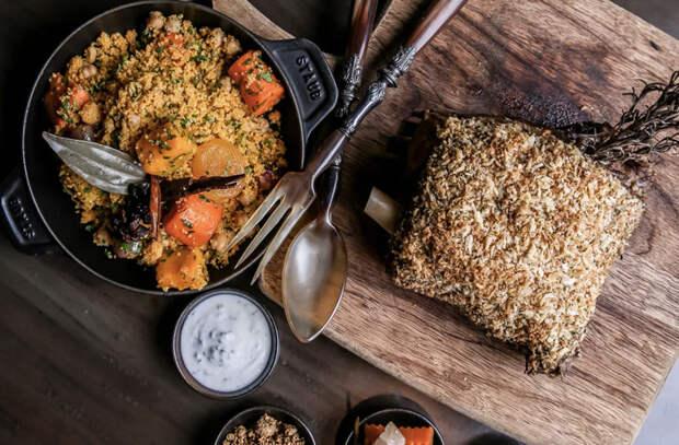 Конфи: крестьянский способ готовки еды