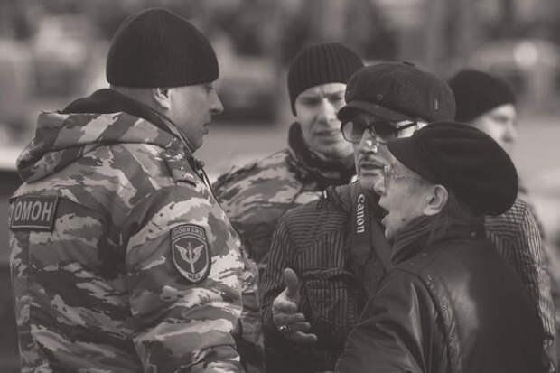 Как пенсионная реформа разделила россиян на людей с погонами и без