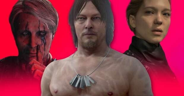 9 главных фактов про новую игру Хидэо Кодзимы Death Stranding