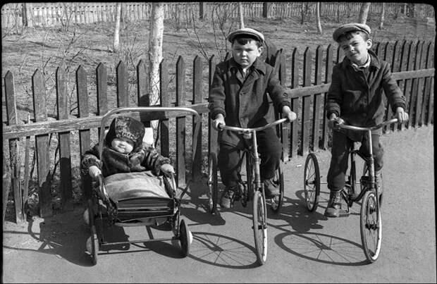 Негород в снимках красноярского фотографа Александра Кустова 3