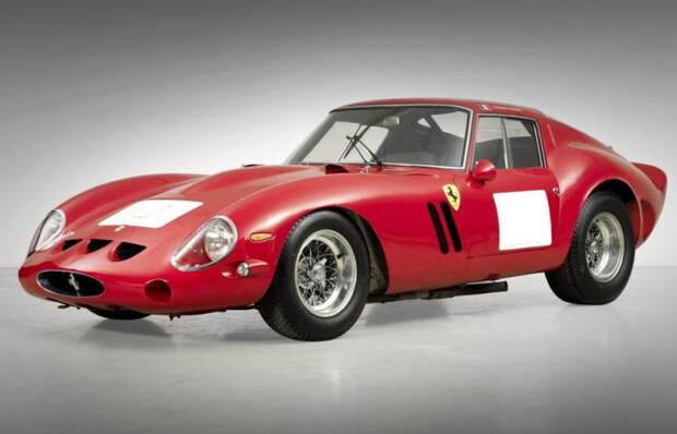 Независимые финансисты назвали самые дорогие автомобили в истории аукционов