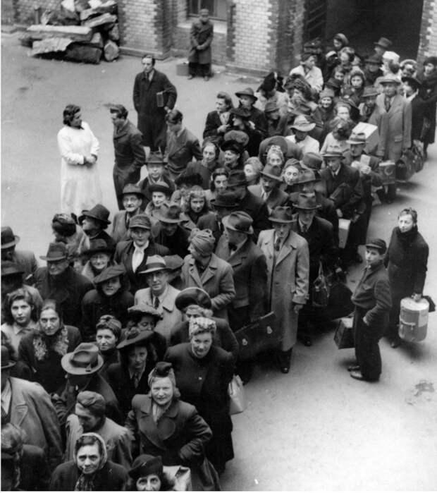 Празднование Пасхи после Холокоста.