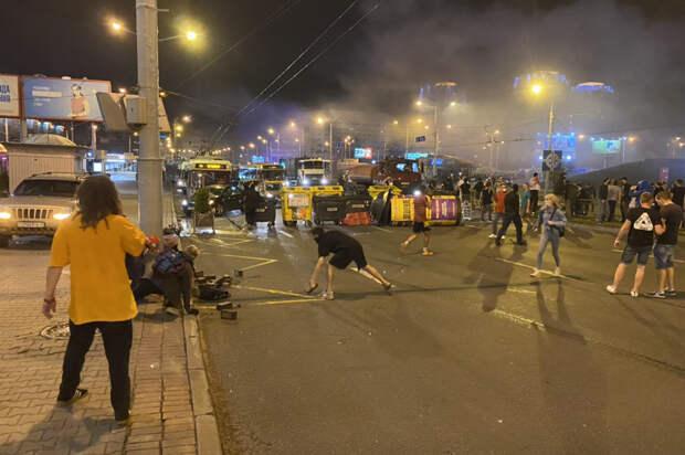 Тихановская призвала своих сторонников отказаться от протестов