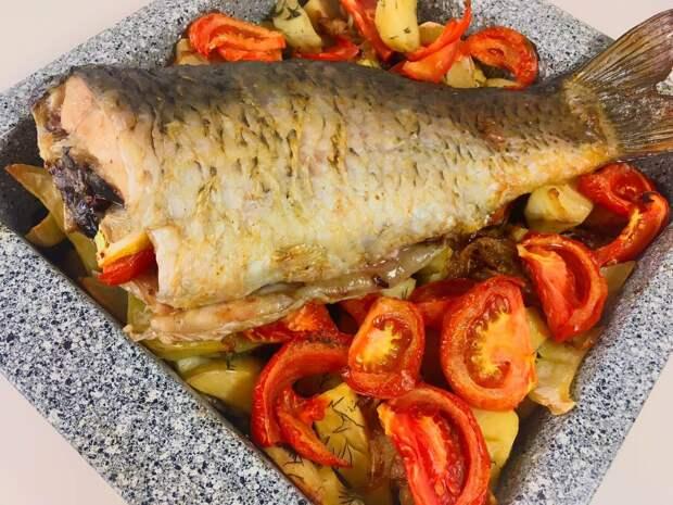 Вот это самый удачный рецепт. Рыбка получается просто невероятно вкусной