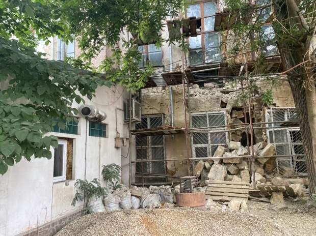 В Симферополе могут ограничить движение по улице Пушкина