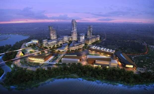 В китайском Тяньцзине ввели умный дом с нулевым потреблением энергии
