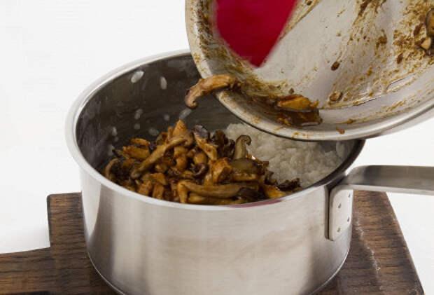 Фото приготовления рецепта: Конджи - шаг 4