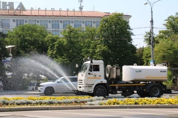 Власти Севастополя решили создать на улицах благоприятный микроклимат