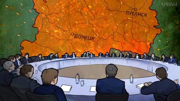 В Госдуме напомнили Кравчуку о статусе России в Минских соглашениях