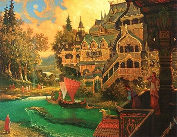 Звероящеры в древних летописях Руси