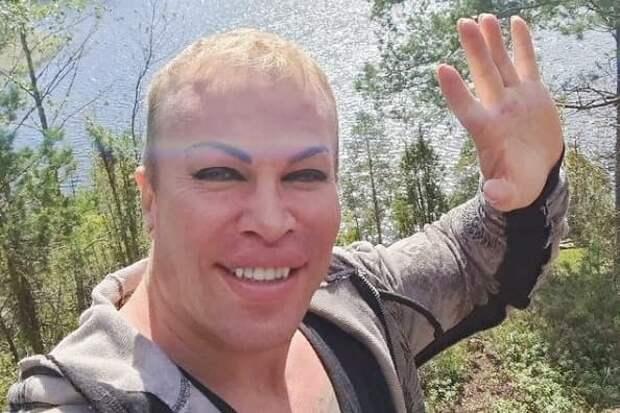 Александр Шпак показал после развода новую избранницу