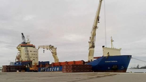 В Сингапуре из-за санкций США арестовано российское судно