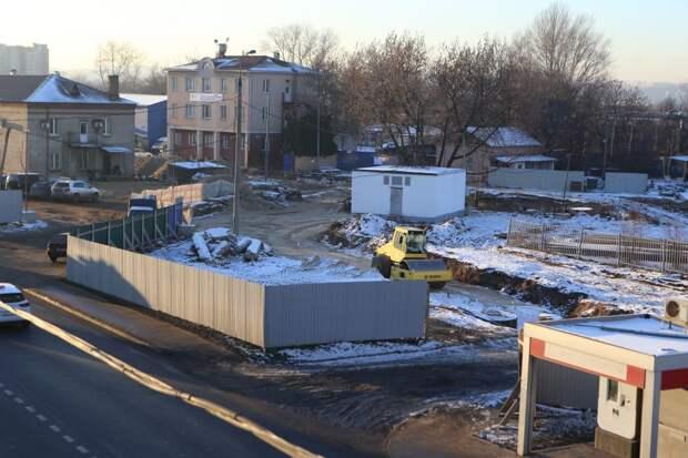 В перспективе земельный участок планируют благоустроить / Фото: Ярослав Чингаев