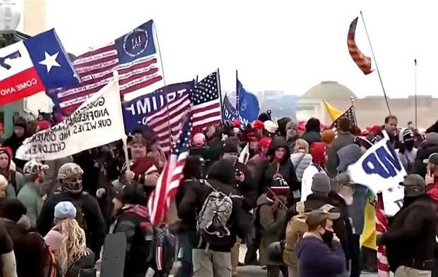 Штурм Капитолия: в США не революция, а нечто гораздо опаснее