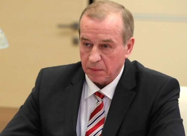 Бывший иркутский губернатор захотел участвовать в выборах, но стать кандидатом не сможет