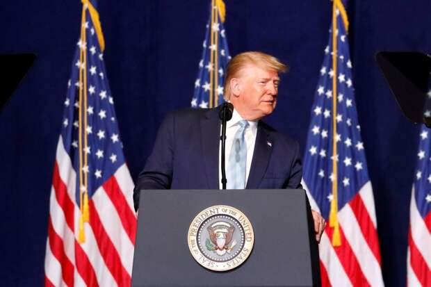 В Госдуме объяснили Трампу, что России незачем красть американские технологий гиперзвука