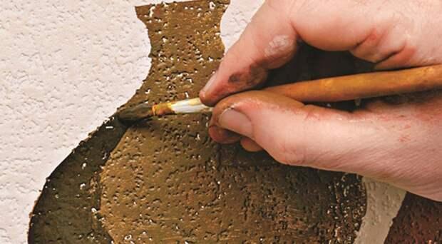 Мастер-класс, ручная работа, роспись
